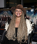 Broadway Star Michele Mais.attending  a screening of 'Rock Of Ages' at the Regal E-Walk Stadium Theaters in New York City on June 11, 2012.