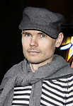 """Musician Billy Corgan arrives to the """"Iron Man"""" premiere at Grauman's Chinese Theatre on April 30, 2008 in Hollywood, California."""