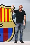 2014-07-23-Jeremy Mathieu in Barcelona.