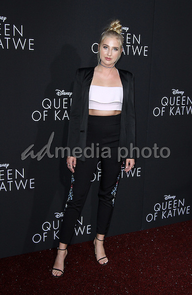 """20 September 2016 - Hollywood, California - Veronica Dunne. """"Queen Of Katwe"""" Los Angeles Premiere held at the El Capitan Theater in Hollywood. Photo Credit: AdMedia"""