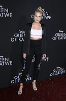 "20 September 2016 - Hollywood, California - Veronica Dunne. ""Queen Of Katwe"" Los Angeles Premiere held at the El Capitan Theater in Hollywood. Photo Credit: AdMedia"