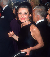 Audrey Hepburn 1987<br /> Photo By John Barrett/PHOTOlink.net