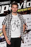 26.07.2012. Premier at Palafox Cinema in Madrid of the movie 'Impavido´, directed by Carlos Theron and starring by Marta Torne, Selu Nieto, Nacho Vidal, Carolina Bona, Julian Villagran and Manolo Solo. In the image Selu Nieto (Alterphotos/Marta Gonzalez) /NortePhoto.com <br /> <br /> **CREDITO*OBLIGATORIO** *No*Venta*A*Terceros*<br /> *No*Sale*So*third* ***No*Se*Permite*Hacer Archivo***No*Sale*So*third*©Imagenes*con derechos*de*autor©todos*reservados*.