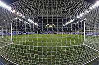 General view of White Hart Lane Stadium, home of Tottenham Hotspur Football Club, ahead of the UEFA Europa League match between Tottenham Hotspur and Borussia Dortmund at White Hart Lane, London, England on 17 March 2016. Photo by David Horn / PRiME Media Images