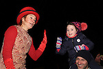 Santa Arrives in Dunleer 8/12/11