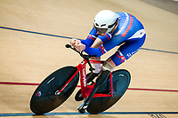 Picture by Alex Whitehead/SWpix.com - 24/03/2018 - Cycling - 2018 UCI Para-Cycling Track World Championships - Rio de Janeiro Municipal Velodrome, Barra da Tijuca, Brazil - Jozef Metelka of Slovakia competes in the Men's C4 Individual Pursuit qualifying.