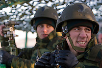 Russian - Swedish Army Exercises