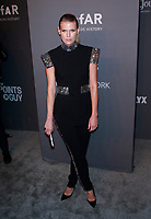 NEW YORK, NY - FEBRUARY 6: Alexandra Richards arriving at the 21st annual amfAR Gala New York benefit for AIDS research during New York Fashion Week at Cipriani Wall Street in New York City on February 6, 2019. <br /> CAP/MPI99<br /> ©MPI99/Capital Pictures
