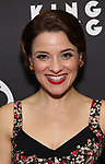 """Jenn Gambatese attends the Broadway Opening Night of """"King Kong - Alive On Broadway"""" at the Broadway Theater on November 8, 2018 in New York City."""