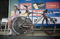 Tour of Belgium 2013.stage 3: iTT..Jelle Vanendert (BEL).