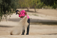 Thongchai Jaidee (THA) in action during the second round of the Omega Dubai Desert Classic, Emirates Golf Club, Dubai, UAE. 25/01/2019<br /> Picture: Golffile | Phil Inglis<br /> <br /> <br /> All photo usage must carry mandatory copyright credit (© Golffile | Phil Inglis)