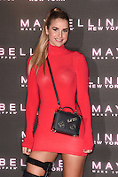 Vogue Williams<br /> arrives for the Maybelline Bring on the Night party at The Scotch of St James, London<br /> <br /> <br /> ©Ash Knotek  D3231  18/02/2017
