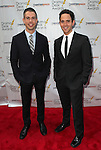 Stephen Karam & Santino Fontana.attending the 57th Annual Drama Desk Awards held at the The Town Hall in New York City, NY on June 3, 2012.