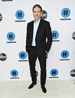 05 February 2019 - Pasadena, California - Adam Rayner. Disney ABC Television TCA Winter Press Tour 2019 held at The Langham Huntington Hotel. <br /> CAP/ADM/BT<br /> &copy;BT/ADM/Capital Pictures