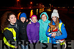 Karen O Carroll, Sister Benadette, Fionnuala Casey, Sister Maureen and Emma Nolan pictured at the Mounthawk Family First Walk, at the Canal on Friday night last
