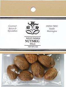 20909 Whole Nutmeg, Caravan 1 oz, India Tree Storefront