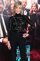 HOLLYWOOD, LOS ANGELES, CA, USA - SEPTEMBER 15: Jane Fonda arrives at the Los Angeles Premiere Of Warner Bros. Pictures' 'This Is Where I Leave You' held at the TCL Chinese Theatre on September 15, 2014 in Hollywood, Los Angeles, California, United States. (Photo by Xavier Collin/Celebrity Monitor)