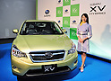 Press conference: SUBARU XV Hybrid Prototype