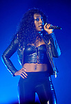 Alexandra Burke live at the Girlguiding UK Big Gig 2012 at LG Arena, Birmingham, England - March 31st 2012 Picture By: Brian Jordan / Retna Pictures.. ..-..