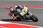 Stefan Bradl (6) in action during the Red Bull MotoGP of the Americas practice session at Circuit of the Americas racetrack in Austin,Texas. ..