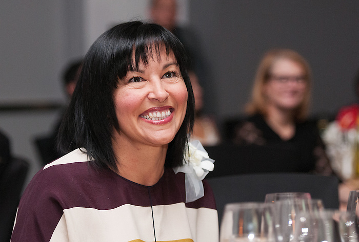 Ottawa, ON &ndash; Nov 27 2015 &ndash; Chantal Petitclerc at the Canadian Paralympic Hall of Fame<br /> (Photo: Matthew Murnaghan/Canadian Paralympic Committee)