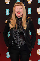 Andrea Arnold at the 2017 EE British Academy Film Awards (BAFTA) held at The Royal Albert Hall, London, UK. <br /> 12 February  2017<br /> Picture: Steve Vas/Featureflash/SilverHub 0208 004 5359 sales@silverhubmedia.com