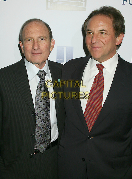 "GARY GITNICK & JIM WYATT.Annual ""Stars 2006"" Benefit Gala hosted by the Fulfillment Fund held at the Beverly Hilton Hotel, Beverly Hills, California, USA..October 16th, 2006.Ref: ADM/BP.half length black jacket .www.capitalpictures.com.sales@capitalpictures.com.©Byron Purvis/AdMedia/Capital Pictures."