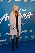 London, UK. 19 January 2016. TV presenter Laura Whitmore. Celebrities arrive on the red carpet for the London premiere of Amaluna, the latest show of Cirque du Soleil, at the Royal Albert Hall.