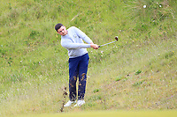 T.J. Ford (Co.Sligo) on the 4th during Round 1 of the The Amateur Championship 2019 at The Island Golf Club, Co. Dublin on Monday 17th June 2019.<br /> Picture:  Thos Caffrey / Golffile<br /> <br /> All photo usage must carry mandatory copyright credit (© Golffile | Thos Caffrey)