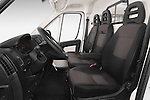 Front seat view of a 2015 Citroen JUMPER L2H2 5 Door Cargo Van Front Seat car photos