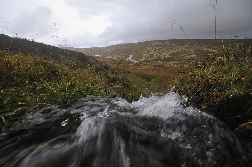 Mountain water,Norway Landscape, landskap,