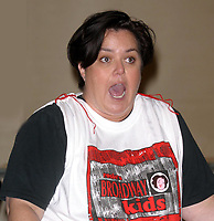 ROSIE O' DONNELL<br />