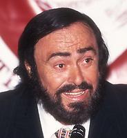 Luciano Pavarotti 1996<br /> Photo By John Barrett/PHOTOlink.net / MediaPunch