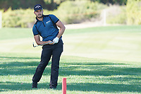 Haydn Porteous (RSA) on the 6th fairway during Round 2 of the Abu Dhabi HSBC Championship 2020 at the Abu Dhabi Golf Club, Abu Dhabi, United Arab Emirates. 17/01/2020<br /> Picture: Golffile   Thos Caffrey<br /> <br /> <br /> All photo usage must carry mandatory copyright credit (© Golffile   Thos Caffrey)
