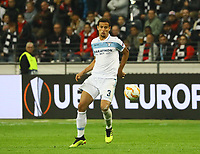 Luiz Felipe (Lazio Rom) - 04.10.2018: Eintracht Frankfurt vs. Lazio Rom, UEFA Europa League 2. Spieltag, Commerzbank Arena, DISCLAIMER: DFL regulations prohibit any use of photographs as image sequences and/or quasi-video.