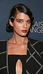 Crystal Renn attends the Broadway Opening Night Performance of 'Les Liaisons Dangereuses'  at The Booth Theatre on October 30, 2016 in New York City.
