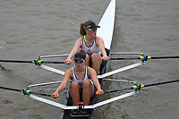 Crew: 357   HEN-BROWN    Henley Rowing Club    W J16 2x Inter <br /> <br /> Pairs Head 2017<br /> <br /> To purchase this photo, or to see pricing information for Prints and Downloads, click the blue 'Add to Cart' button at the top-right of the page.