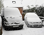 Ramsbury, Wiltshire, in the snow 18/01/2013 photos by Graham Finney
