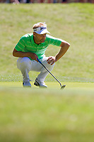 Soren Kjeldsen (DEN) on the 9th during the 5th round at the WGC Dell Technologies Matchplay championship, Austin Country Club, Austin, Texas, USA. 25/03/2017.<br /> Picture: Golffile | Fran Caffrey<br /> <br /> <br /> All photo usage must carry mandatory copyright credit (&copy; Golffile | Fran Caffrey)