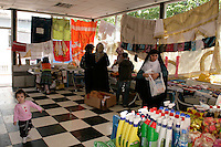 Kermes in Kahta, southeastern Turkey. Kermes is a sale put on by locan women of handmade goods with the proceeds going towards charity or in this case to fund kuran courses.