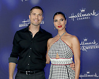 LOS ANGELES - JUL 26:  Eric Winter, Roselyn Sanchez at the Hallmark Summer 2019 TCA Party at the Private Residence on July 26, 2019 in Beverly Hills, CA