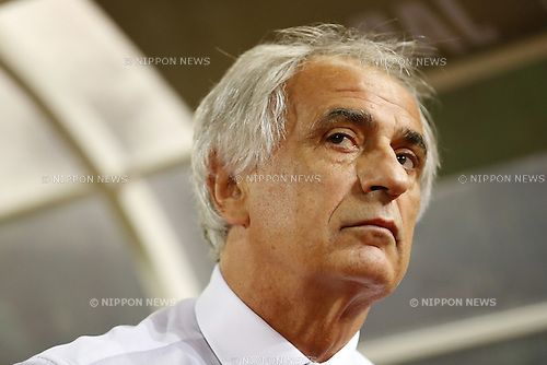 Vahid Halilhodzic (JPN), SEPTEMBER 6, 2016 - Football / Soccer : FIFA World Cup Russia 2018 Asian Qualifier Final Round Group B match between Thailand 0-2 Japan at Rajamangala National Stadium, Bangkok, Thailand. (Photo by Yusuke Nakanishi/AFLO SPORT)