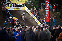elite men's race<br /> <br /> UCI Cyclocross World Cup Heusden-Zolder 2015