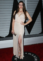 WEST HOLLYWOOD, CA, USA - JUNE 10: Sophie Simmons at the MAXIM Hot 100 Party held at the Pacific Design Center on June 10, 2014 in West Hollywood, California, United States. (Photo by Xavier Collin/Celebrity Monitor)