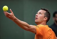 Paris, France, 26 May, 2019, Tennis, French Open, Roland Garros, Philip Kohlschreiber (GER)<br /> Photo: Henk Koster/tennisimages.com