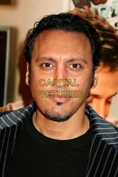 "AASIF MANDVI.""Music and Lyrics"" Los Angeles Premiere at Grauman's Chinese Theatre, Hollywood, California, USA..February 7th, 2007.headshot portrait goatee facial hair .CAP/ADM/BP.©Byron Purvis/AdMedia/Capital Pictures"