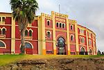 Plaza de Toros bullring built 1914, Merida, Extremadura, Spain