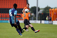 a Wycombe Wanderers trialist and during Barnet vs Wycombe Wanderers, Friendly Match Football at the Hive Stadium on 13th July 2019
