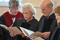 2008 Oct 15 Evensong with Conferral of Diplomas, Awards & Certificates Berkeley Divinity School