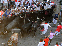 8th Running of the bulls